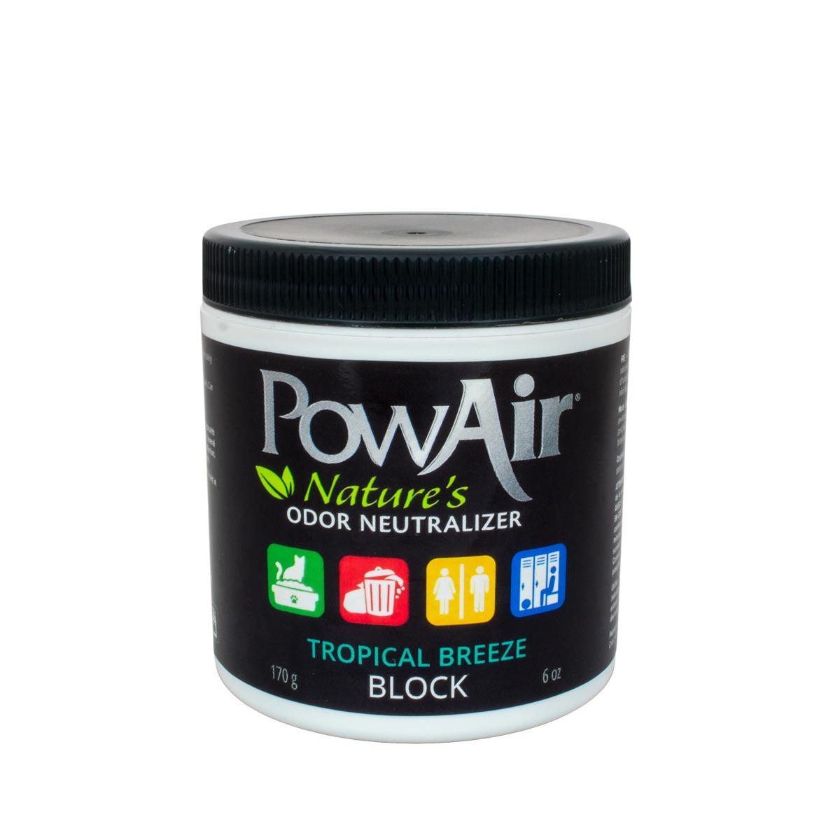 powair block tropical breeze 170g