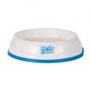 Koelende voer/waterbak Fresh&koel 1L 20cm doorsnede