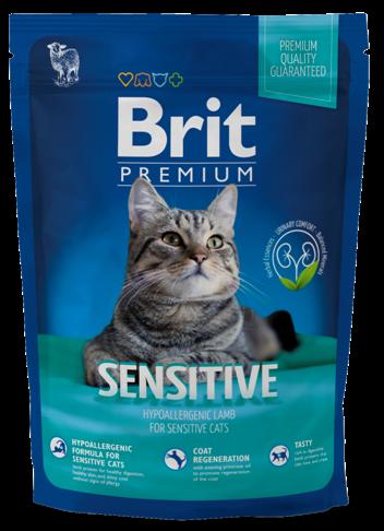 Brit premium cat sensitive 1.5 kg