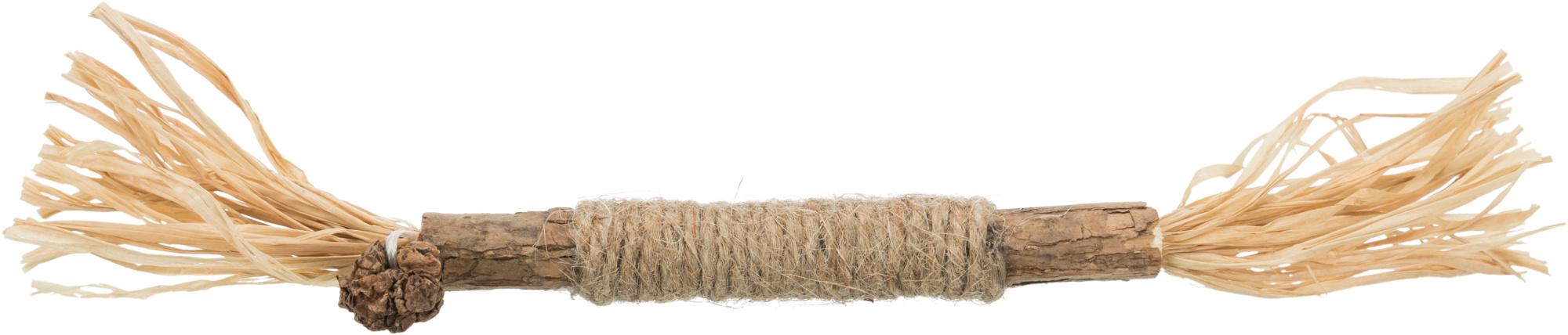 matabi stokje met franjes 24 cm