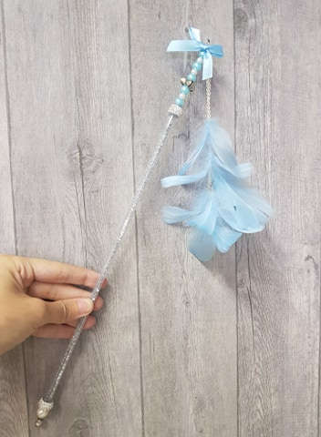 bohemia feather dream stick