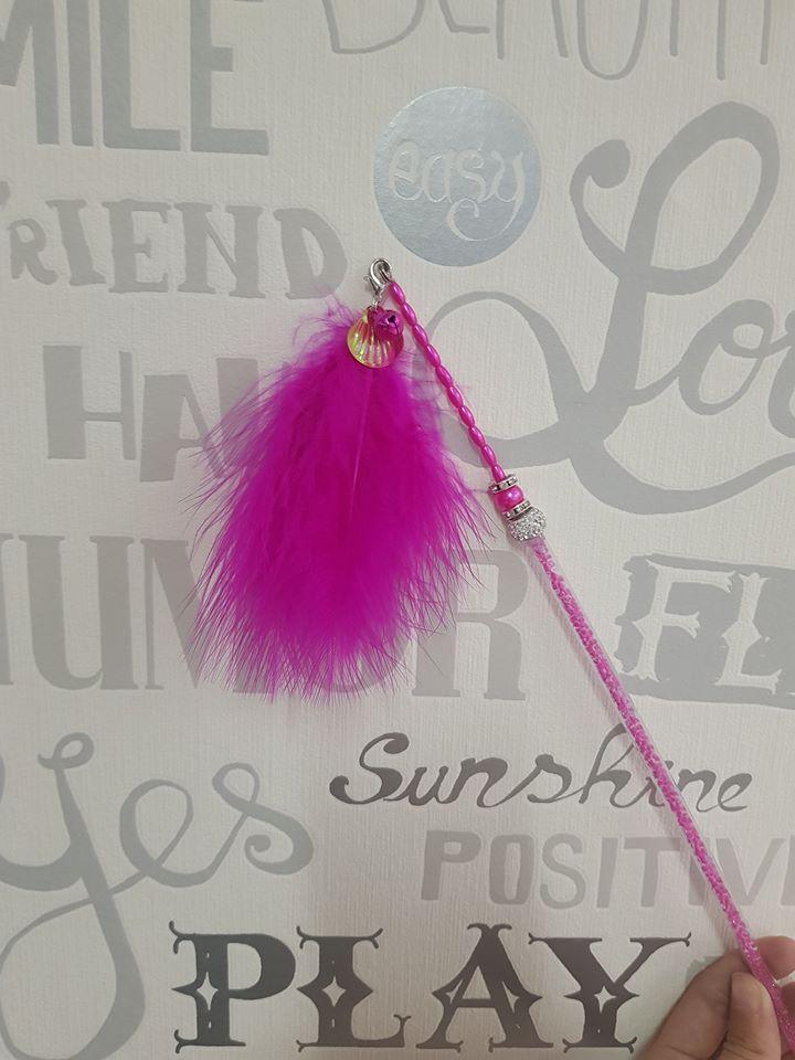 bohemia stick sea shell pink