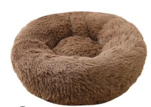 pluche donut mokka 60cm