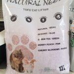 Natural need kersenbloesem 30l paars gemalen