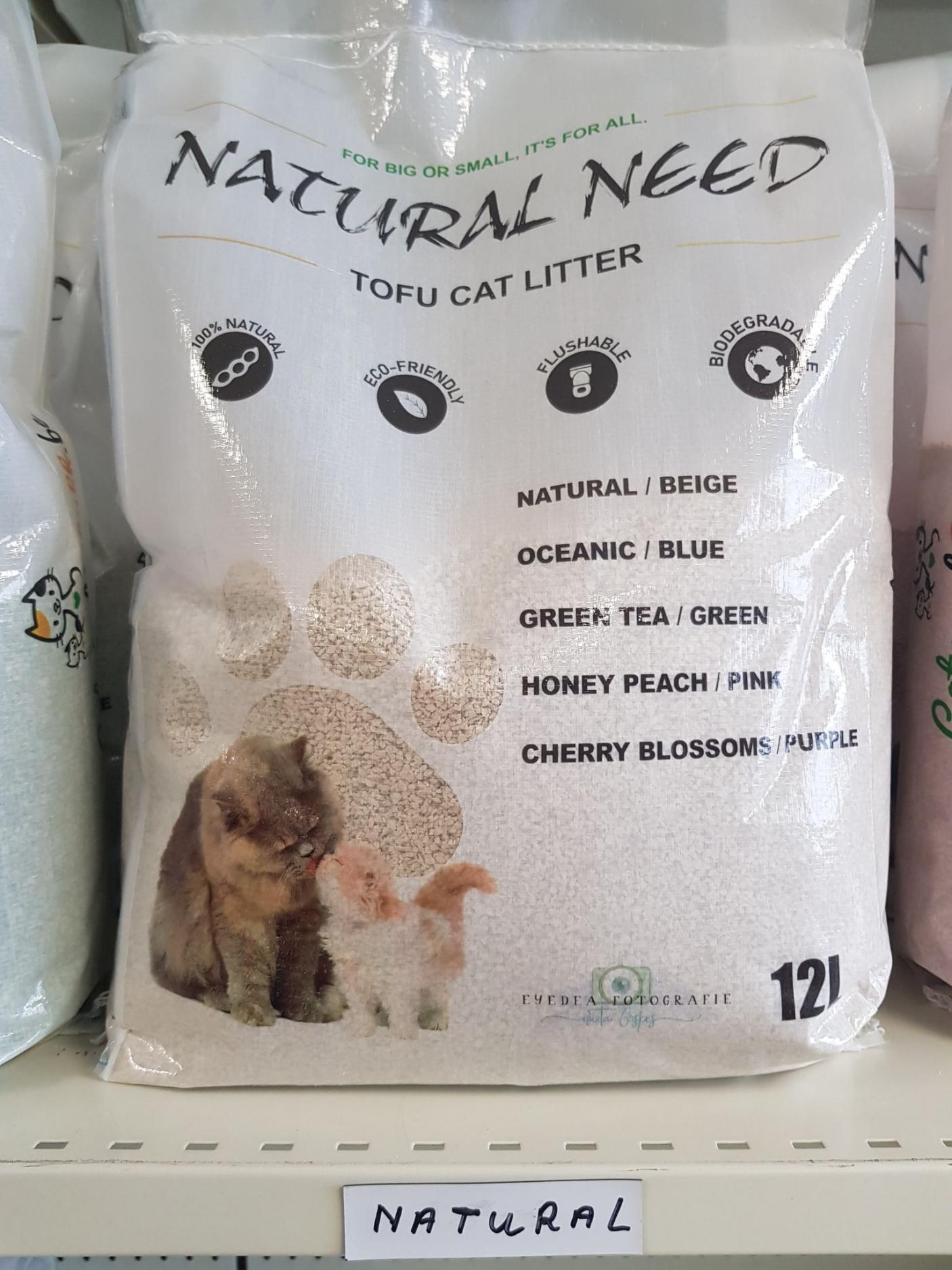 Natural need naturel 30l gemalen