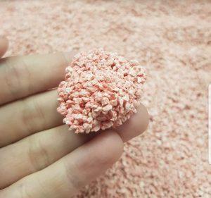 Natural need perzik 30l roze gemalen