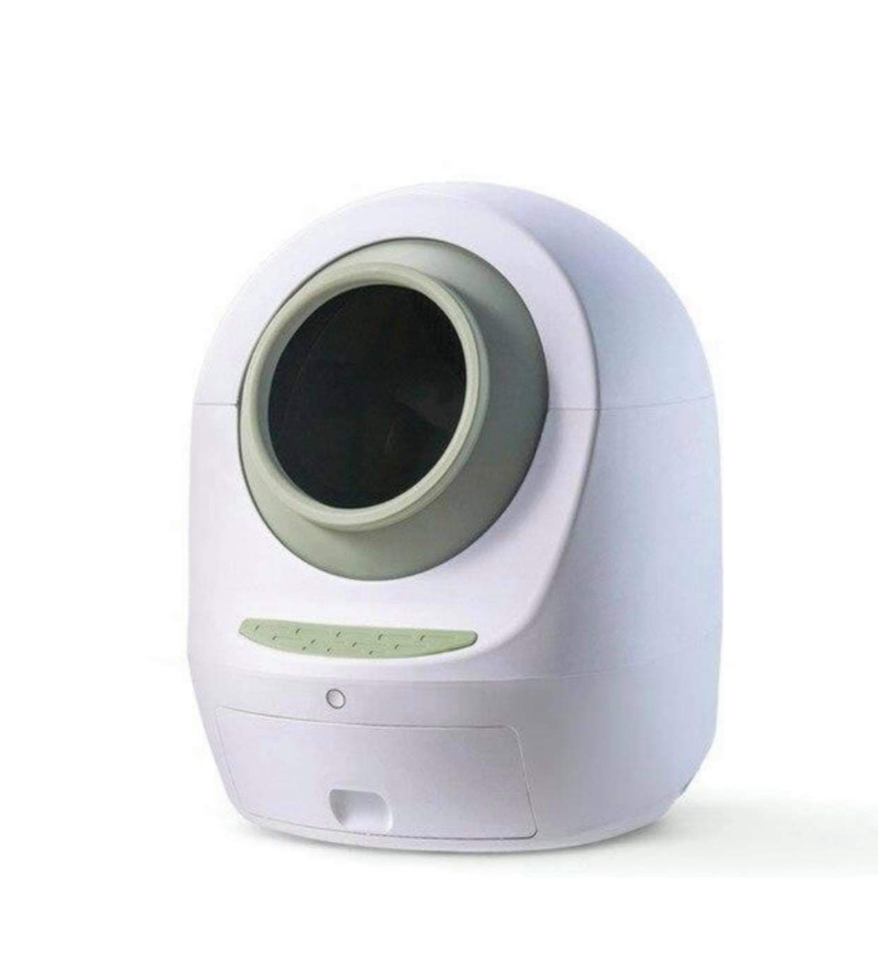 catmeet fully automatic WIFI toilet green
