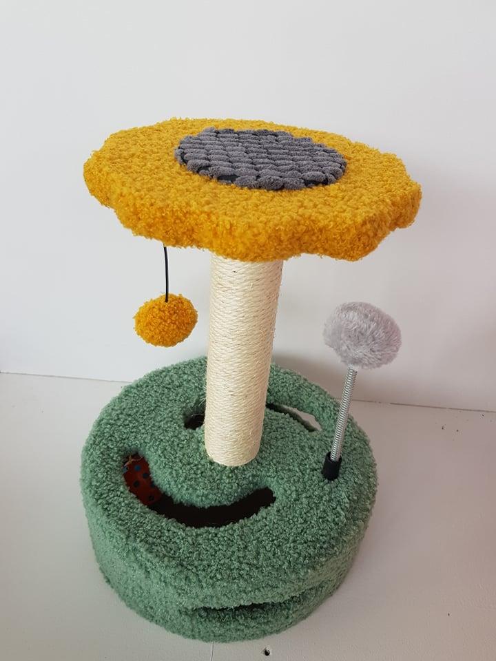 kittenpaal sunflower play
